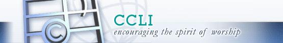 CCLI Encouraging the spirit of worship